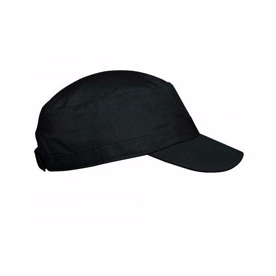 Cuba cap zwart