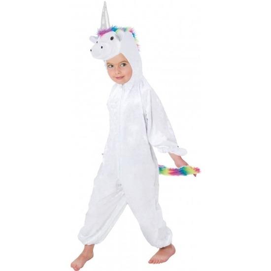 Dierenpak eenhoorn Rainy onesie verkleed kostuum voor kinderen
