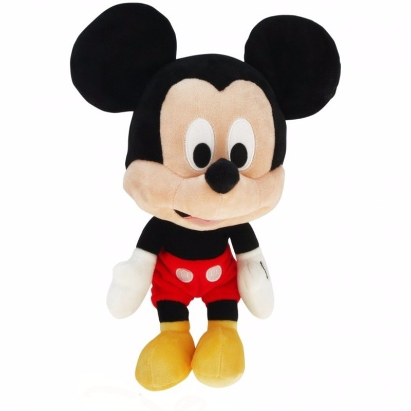 Disney Mickey Mouse knuffel 25 cm