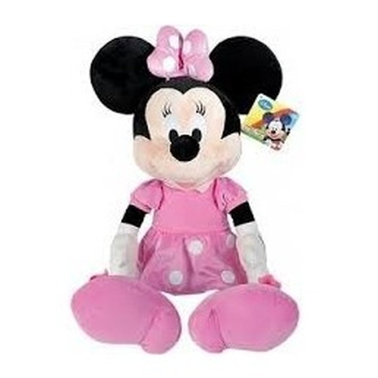 Disney pluche Minnie Mouse knuffel 43 cm