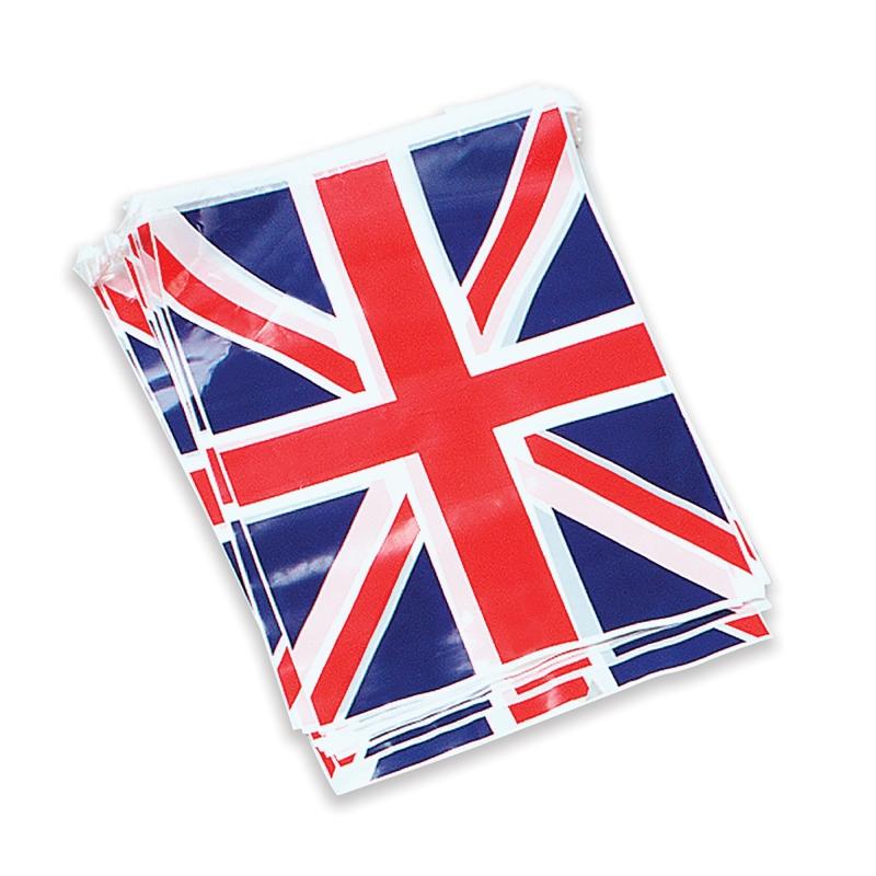 Groot Brittannie vlaggenlijn 7 meter