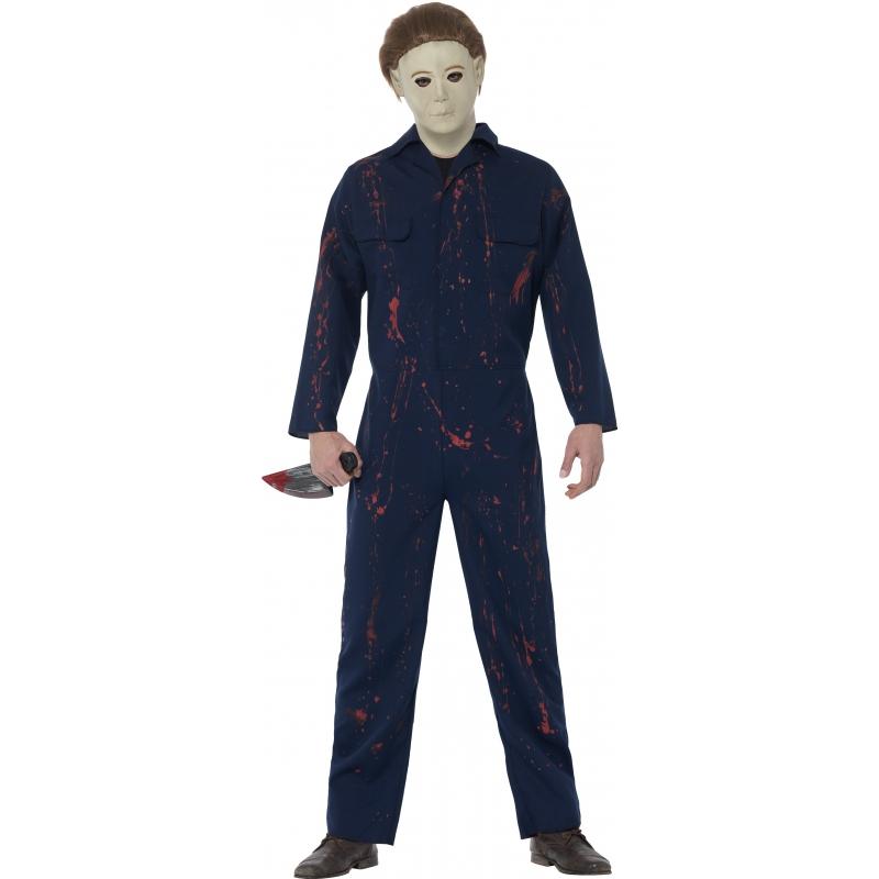 H20 Michael Myers kostuum voor heren
