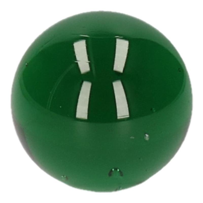 Knikker groen 6 cm