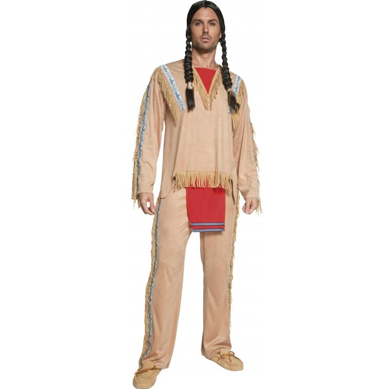 indianen meisje outfit