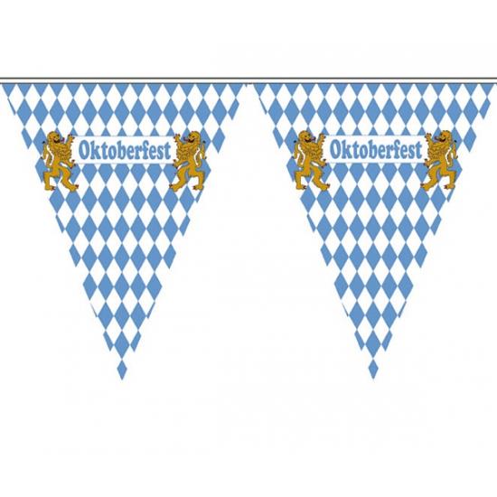 Oktoberfest Vlaggenlijnen Oktoberfest van 5 meter
