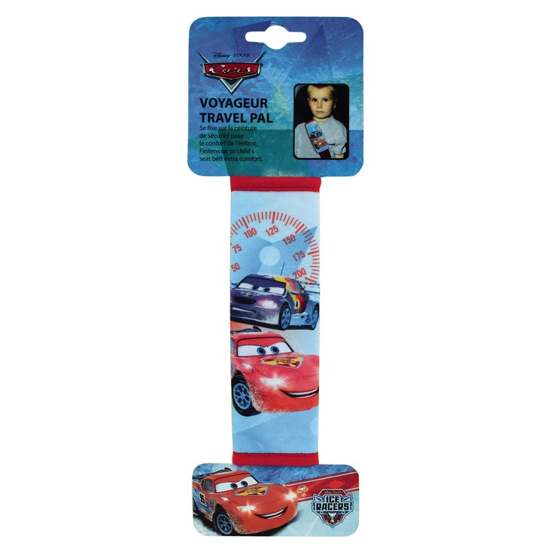 Pluche Disney Cars gordelhoes-gordelbeschermer 19 cm