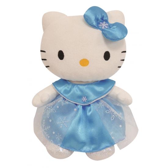 Pluche Hello Kitty ijsprinses