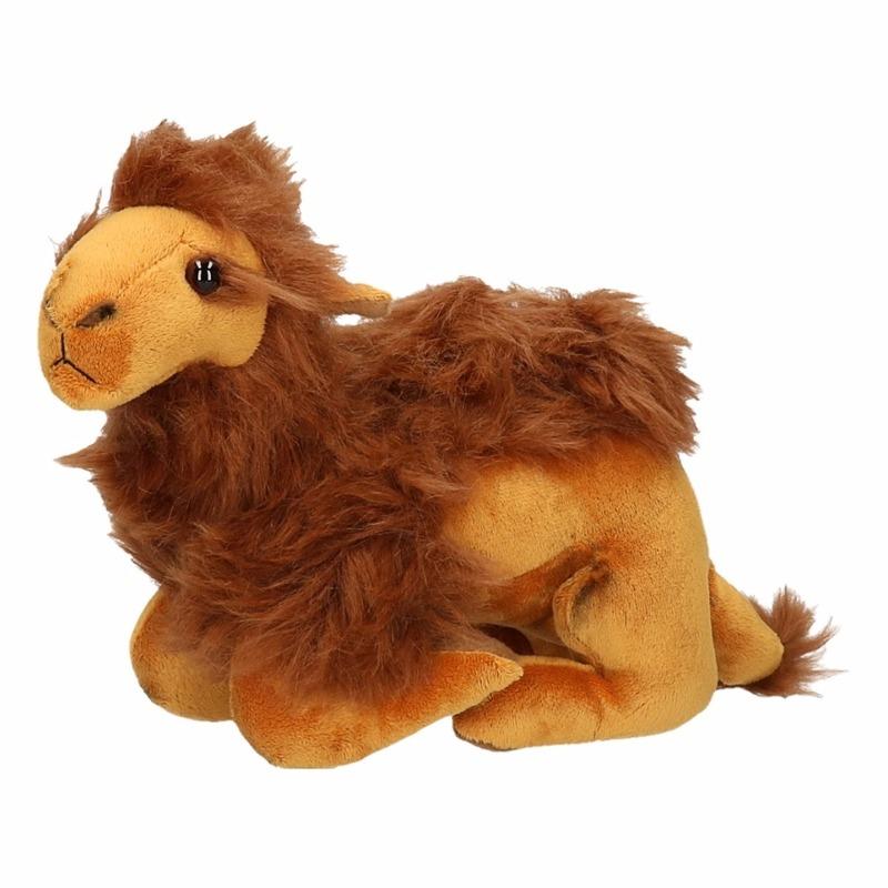 Pluche kamelen knuffel 30 cm