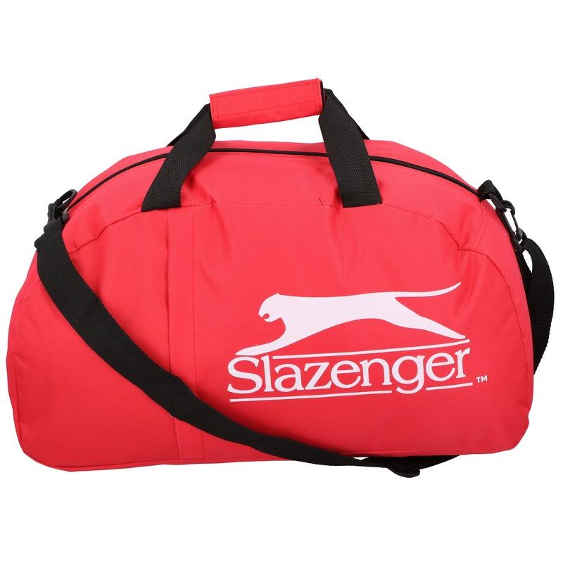 Slazenger sporttas-reistas rood 45 liter