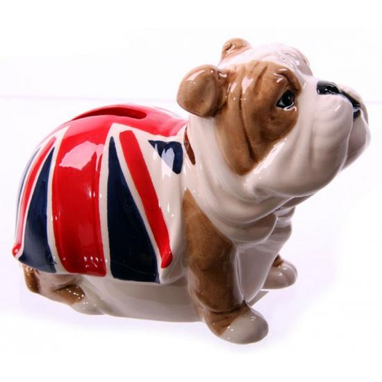 Spaarpot Engelse Bulldog