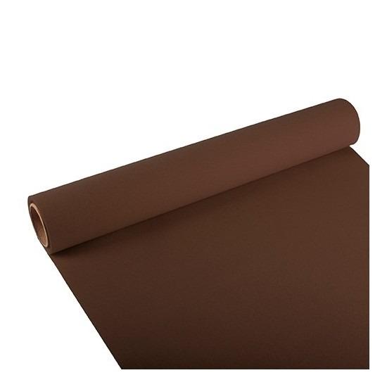 Tafelloper bruin 300 x 40 cm papier