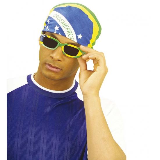 Zonnebril Brazilie rechthoekig
