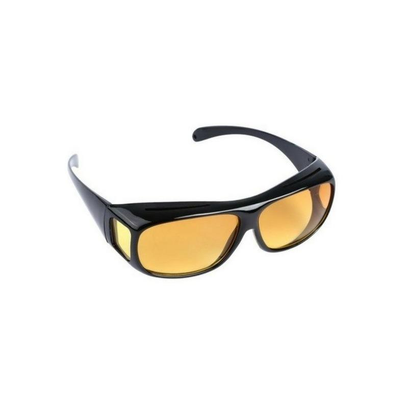 Nachtzicht bril zwart voor volwassenen